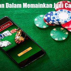 Keuntungan Dalam Memainkan Judi Casino Online